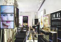 Dior ouvre une boutique éphémère consacrée à la beauté