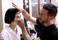 Leçon de maquillage avec Armani cosmetics