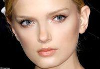 Maquillage : misez sur le rose thé