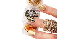 Nail art : et si on couvrait nos ongles d'or ?