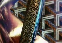 On aime : le rouge à lèvres Violine Précieux de Givenchy