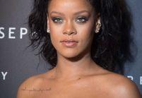 Rihanna révèle en exclusivité sa nouvelle palette de fards à paupières à Paris