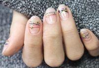 Le hashtag de la semaine : la manucure #Braceletnails