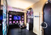 #ELLEBeautySpot : la boutique éphémère et cosmique de Mugler