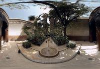Serge Lutens : immersion à 360° dans son riad de Marrakech