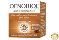 Oenobiol autobronzant, le secret pour avoir bonne mine toute l'année