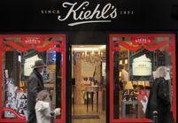 Une nouvelle boutique Kiehl's à Paris