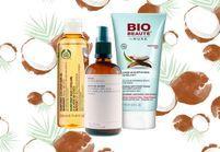 Notre routine belle peau avec les soins à l'huile de coco