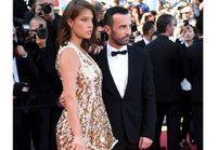 Le look du jour de Cannes : Adèle Exarchopoulos ou la maternité rayonnante