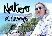 Cannes 2016 : Natoo x ELLE.fr sur la Croisette - jour #2