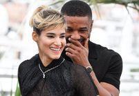"""Cannes 2018 : Michael B. Jordan et Sofia Boutella, complices sur la Croisette pour """"Fahrenheit 451"""""""