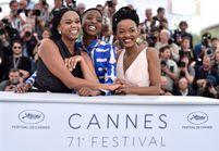 Cannes 2018 : radieuses, les actrices de « Rafiki » ont laissé exploser leur joie
