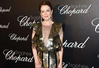 Cannes 2016 : Julianne Moore et Juliette Binoche illuminent la soirée du Trophée Chopard