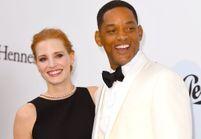 Cannes 2017 : David Beckham, Jessica Chastain, Eva Longoria… Les meilleurs looks du gala de l'amfAR