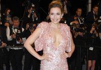 Cannes 2017 : Elizabeth Olsen, glamour pour la seconde montée des marches du 20 mai
