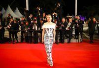 Cannes 2018 : Léa Seydoux et Alex Lutz enchantent la Croisette pour une montée des marches glamour