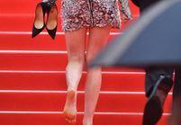 Seins qui s'échappent, grimaces, looks improbables : les insolites de Cannes 2018
