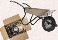 BiBox : une brouette livrée dans une box !