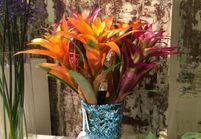 Des fleurs pas comme les autres pour un bouquet atypique