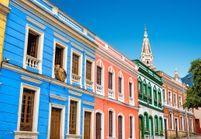 Londres, Paris, Bogota, Buenos Aires... : des façades de maisons colorées qui font du bien