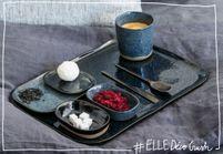 #ELLEDécoCrush : Merci signe sa première collection de vaisselle et on l'adore déjà !
