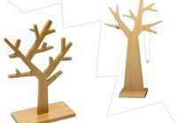 1 objet, 2 budgets : l'arbre à bijoux Reine Mère versus celui de Conforama