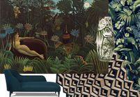 Le Douanier Rousseau inspire la déco