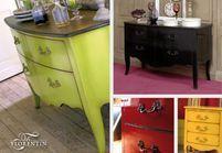 Des couleurs dans votre salon ?