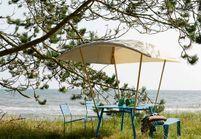 Notre déco d'été colorée avec le mobilier de jardin Fermob