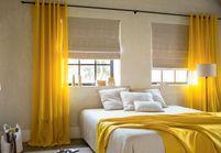 Idée déco : une touche de couleur dans votre chambre