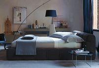 Un beau lit design, on en rêve !