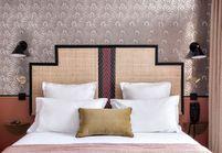 Et si on s'inspirait des têtes de lit de ces beaux hôtels ?