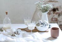 Une jolie déco de table pour fêter Pâques avec style