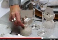 VIDEO : créer une table de Noël magique
