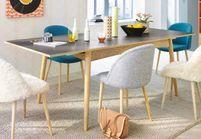 Table à rallonges : du mobilier aussi pratique que convivial