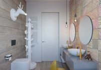 La salle de bains pour enfant se refait une beauté !