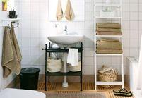 4 id es pour une salle de bains exotique elle d coration. Black Bedroom Furniture Sets. Home Design Ideas