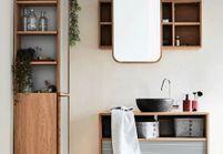 16 meubles parfaits pour une petite salle de bains