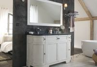 Un meuble ancien pour ma salle de bains