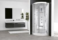 Une cabine de douche au top du confort