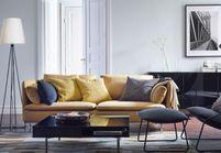 Quelles couleurs associer dans mon salon ?