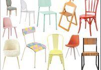 Osez les chaises dépareillées