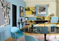 Peinture salon : plus de 20 couleurs canons pour le repeindre