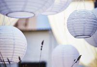 La boule japonaise, une suspension pas chère et déco