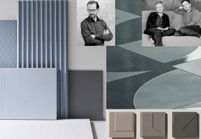10 revêtements (sol et mur) signés par des designers