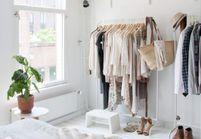L'idée géniale pour doubler l'espace de votre dressing (sans rien acheter)