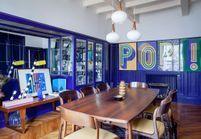 L'appartement coloré de la créatrice Julia Rouzaud