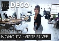 #ELLEDécoInside : découvrez l'appartement de Noholita et tous ses bons plans déco !