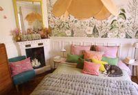 #ELLEDécoInside : découvrez le petit appartement bucolique d'Aude Jolijour