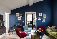 Un appartement lyonnais de 58m² entre design d'hier et d'aujourd'hui